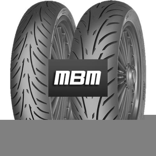 MITAS TOURING FORCE-SC  TL Rear  140/70 R14 68 Roller-Diag.-Rei TL Rear  S