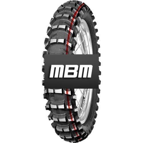 MITAS TERRA FORCE MX SM RED SOFT TO MEDIUM TT Rear  110/100 R18 64 Moto Cross TT Rear  M