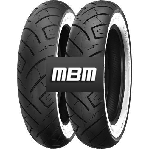 SHINKO SR-777 WW  TL Front  120/70 R21 68 Moto.HB_VR Fro TL Front WEISSWAND - WHITEWALL V